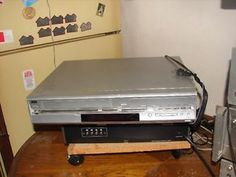 JVC DVD  PLAYER With Remote and manual