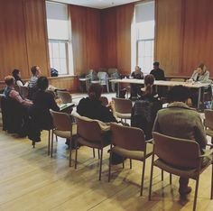 Thanks to Harvard MIT and the City's purchasing departments for talking to our #CambMA business owners! by cddat344 March 23 2016 at 03:06AM