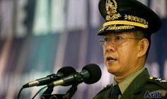 Philippine armed forces' new chief of staff…