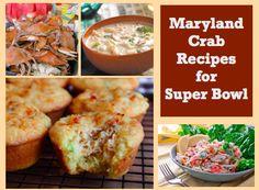 15 Maryland Crab recipes