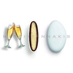 ΚΟΥΦΕΤΑ ΧΑΤΖΗΓΙΑΝΝΑΚΗ TOGETHER – ΖΑΒΑGLΙΟΝΕΛευκή σοκολάτα με επικάλυψη σοκολάτας υγείας (55% κακάο) & λεπτή στρώση... Kai, Cufflinks, Gemstone Rings, Stud Earrings, Gemstones, Accessories, Jewelry, Products, Jewlery