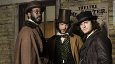 """I talked with the actors from BBC America's new show, """"Copper"""" about bringing 1864 New York to life, grit and all."""