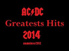 AC/DC - Greatest Hits 2014 [Full Album] HD