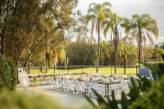 The Deck, a setting with a gorgeous backdrop for on the