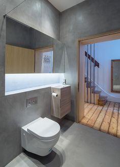// Concrete house by Studio Gil. Photos: Simon Kennedy