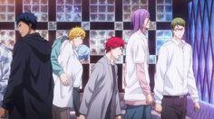 Kuroko no basket: the last game