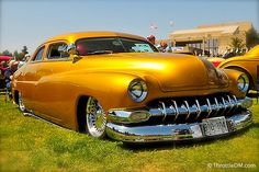 Solid-Gold by Throttle Design Mechanics, via Flickr