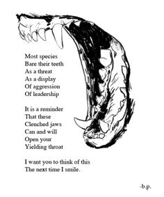 thank you for this poem