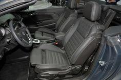 2015 Detroit - 2016 Buick Cascada convertible - interior left front