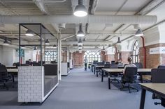 Google Campus offices by Jump Studios, Madrid – Spain » Retail Design Blog