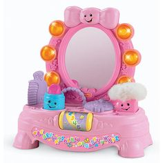 "Fisher-Price Laugh & Learn Magical Musical Mirror - Fisher-Price - Toys""R""Us"