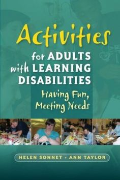 Disability learning with resource adult for