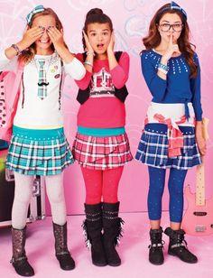 Molly Bennett ♥ Fantasy Schoolgirl | Girls | Pinterest | Plaid ...