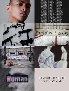 Detroit become human Markus aesthetics