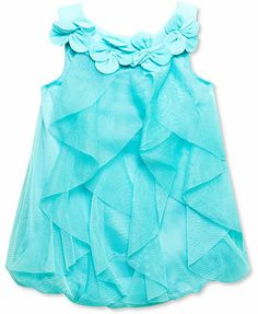 Baby Essentials Baby Girls' Cascade Romper