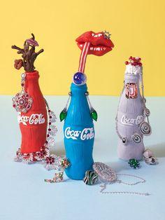 Pop art inspired plasticine sculptures (ALEXANDRA BRUEL!)
