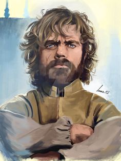 Tyrion Lannister by LaercioMessias on DeviantArt
