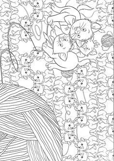 82 meilleures images du tableau les aristochats coloring pages disney coloring pages et - Dessin des aristochats ...
