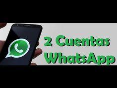 2 Cuentas de WhatsApp en un Solo Telefono Movil   Android Fácil