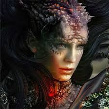 human reptilians hybrids women - Google Search
