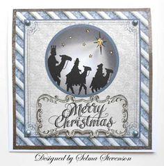 NEW CHRISTMAS CARD COLLECTION BY HEARTFELT CREATIONS | Joan's Gardens