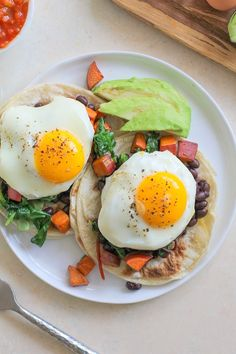 Superfood Breakfast Tacos with sweet potato, black beans, and greens are a filling and nutritious breakfast. For more delicious, shareable recipes, check out Kroger's Inspired Gathering. Oh, …