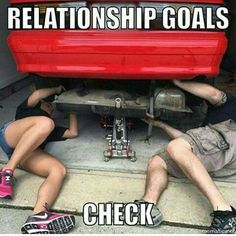 A realistic relationship goal!!