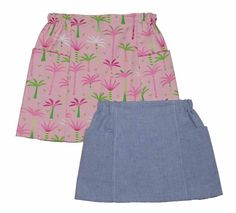 Children's Corner Katie's Skirt Pattern