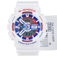 A-Watches.com - Casio G-Shock Tri-Color Maritime GA-110TR-7A, $101.50 (http://www.a-watches.com/casio-g-shock-tri-color-maritime-ga-110tr-7a/)
