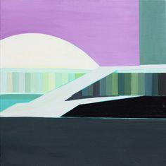 "Saatchi Online Artist Luciana Levinton; Painting, ""Congreso"" #art"