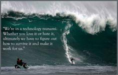 Technology Tsunami [1304831]