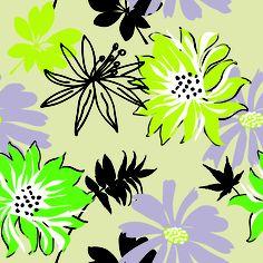 Be Diff - Estampas florais | Floral_05 by Oliver
