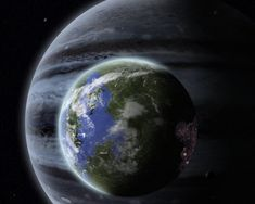 The world known today as Jezreel was discovered on accident by Sroel Osher, an entrepreneur from New Jerusalem, United Earth Federation. He intended to harvest hydrogen from a gas giant called HN43...