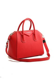 Givenchy antigona small bag red borsa antigona small rossa Givenchy spring  summer 2016 collection shop online 0f16d30ddbdda