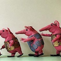 Childhood memories!  ........ Loved the Clangers.