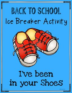 Back to School: Ice Breaker and lesson about figurative language FREEBIE.