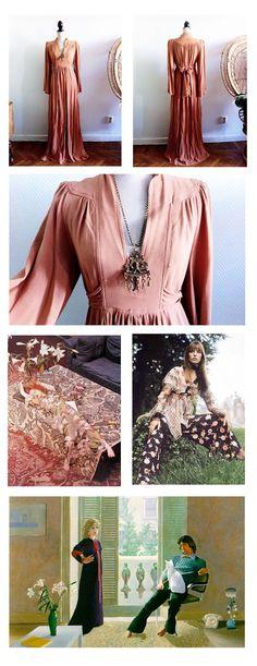 #Vintage #Ossie Clark