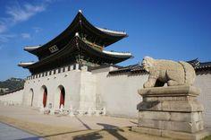서울 경복궁 광화문