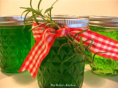 Rosemary Jelly at Miz Helen's Country Cottage