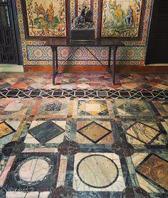 Dream [Roman] Floor. Lebrija House. Seville