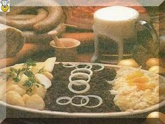 Domáca Kuchárka: Zakáľačková (žobrácka) kaša Salt, Food, Meals