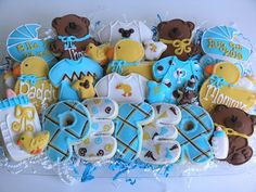 Ideas para Baby Shower de niños – Ideas para Decoracion