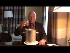 Patrick Stewart's Ice Bucket Challenge - YouTube