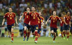 FOTOS: estos son los jugadores nominados a ganar el Balón de Oro de la Copa Confederaciones 2013
