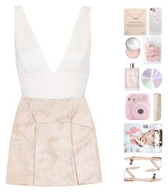 """' i would die for you baby, but you won't do the same. '"" by m-balli ❤ liked on Polyvore featuring Bobbi Brown Cosmetics, Dogeared, Burberry, HAY, Chloé, Casetify, Topshop and Christopher Kane"