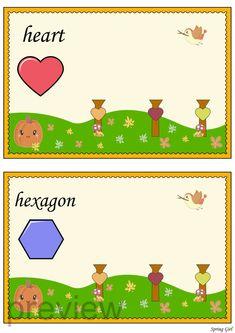Preschool Math Games, Activities For Kids, Kindergarten Units, Shape Sort, Preschools, Pre Writing, Home Learning, Math For Kids, Autumn Activities