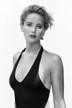 Jennifer Lawrence for Vanity Fair (November 2014), photographed by Patrick Demarchelier
