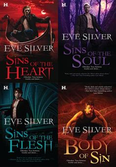 """Otherkin Series..."" by Eve Silver"