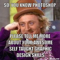I'm sure our grads and graphic designer friends can relate to these memes. #graphicdesign