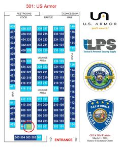 U.S. Armor is also exhibiting at the 2016 California Chiefs Training Symposium in Ontario, California today! #CPCA2016 U.S. Armor sales manager Georg Olsen will be representing along with Wanye and Mickey Lagger of LPS Tactical & Personal Security Supply at booth #301. #usarmor #bodyarmor #lawenforcement #policechiefs #calchiefs #ontario #california #training #symposium #CPCA #youllwearit